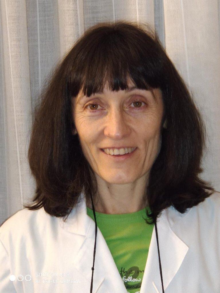 Dra. Eva Balbín Carrero