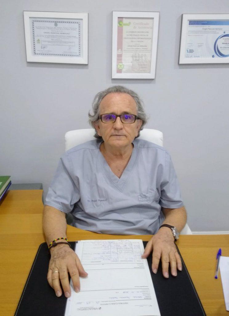 Dr. Ángel Pascual Herranz
