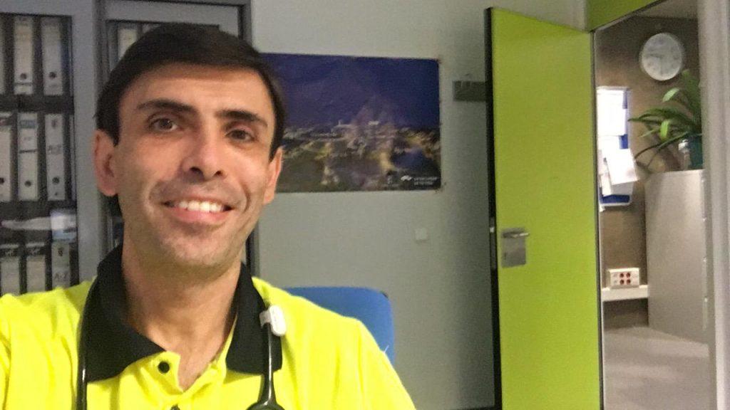 Dr Luis M. Fernandez-Pacheco Corchado
