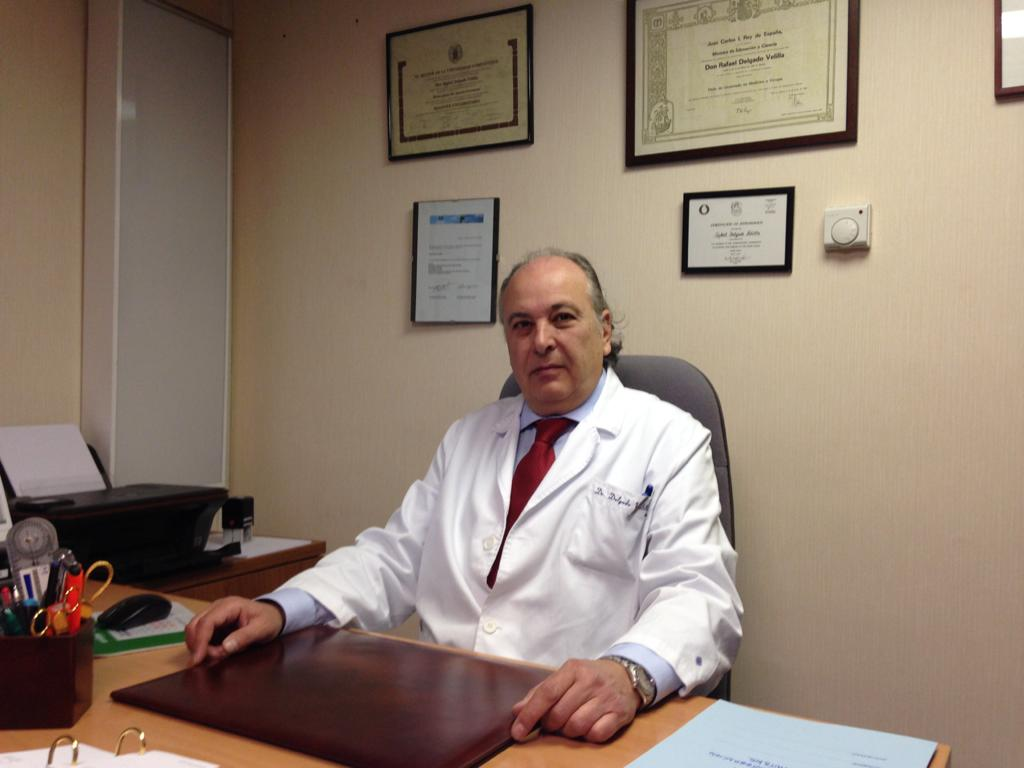 Dr. Rafael Delgado Velilla